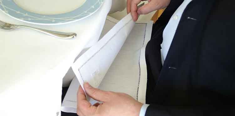 : table setting etiquette napkin placement - pezcame.com