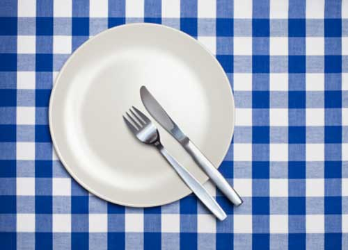 Resting Knife And Fork Etiquette