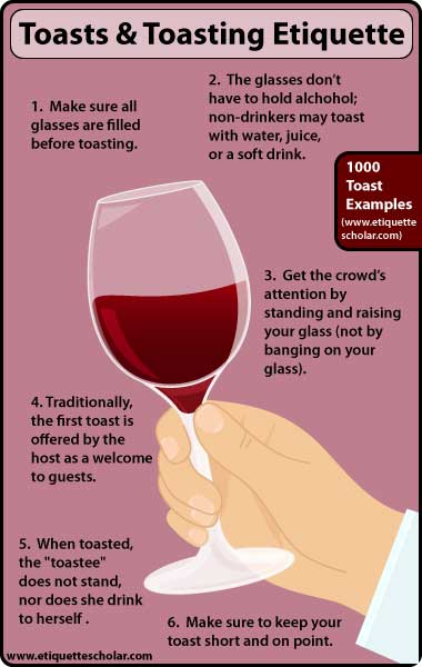 cheers the ultimate guide to the perfect toast