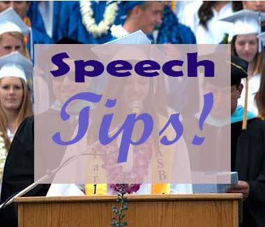 graduation speech ideas